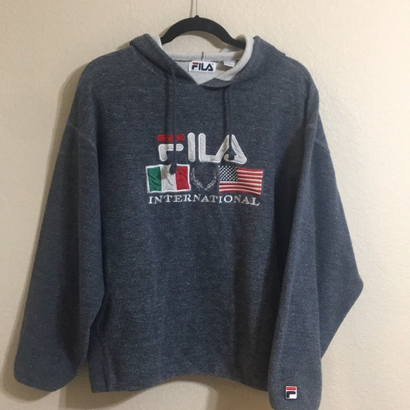 478f7fc0df5f Fila Other - Rare Fila hoodie